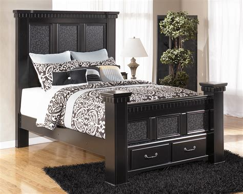 cavallino bedroom set signature design by ashley furniture cavallino queen