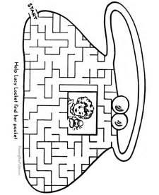 Printable mazes for kids free maze games for children