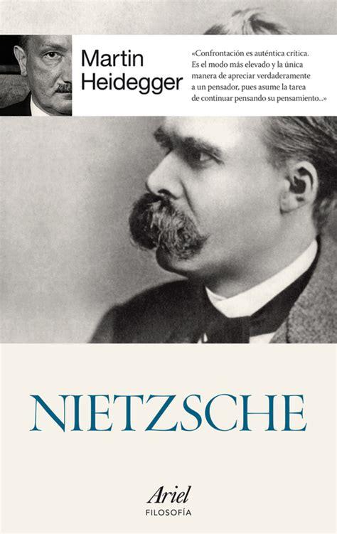 nietzsche heidegger martin sinopsis del libro rese 241 as criticas opiniones quelibroleo