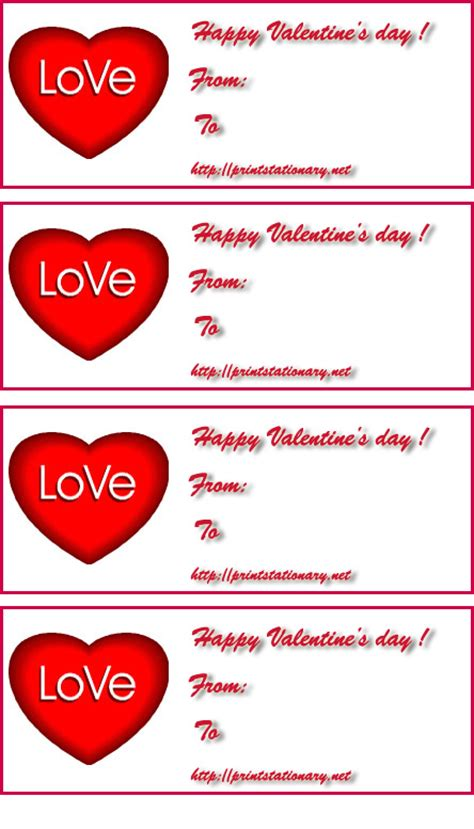 free valentine s day labels valentine s day gift ideas