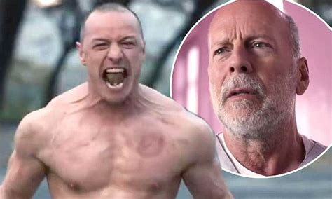 james mcavoy muscles james mcavoy joins bruce willis in thrilling new trailer