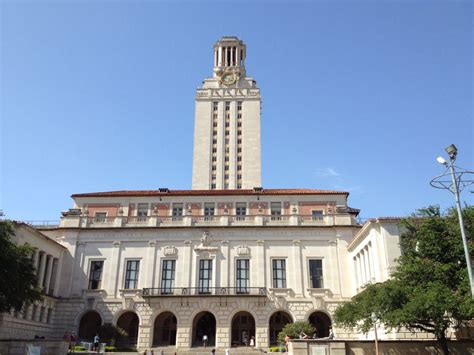 Ut Part Time Mba Ranking by Ut Admissions Sat Act Scores Acceptance Rate