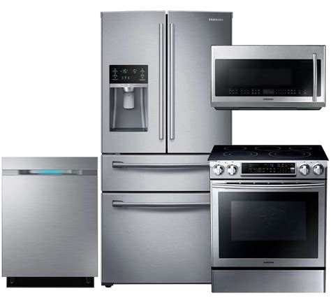 samsung kitchen appliances samsung appliance kitchen appliance packages sam4pcfsfd30efi