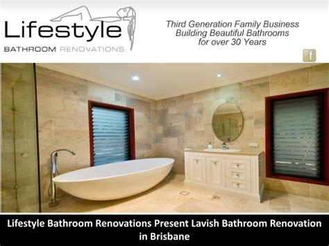 bathroom seconds brisbane ppt lifestyle bathroom renovations present lavish