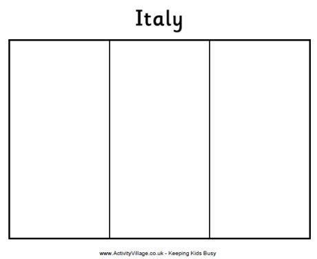 coloring book pages or word flags geography for kids italy flag coloring page geography