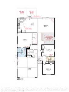 Cbh Floor Plans by Cbh Homes Westover 1845 Floor Plan