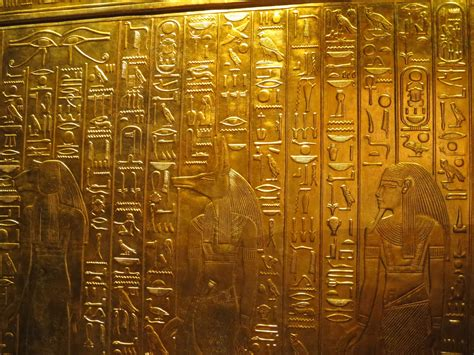 gold egyptian wallpaper download free egyptian hieroglyphics wallpapers