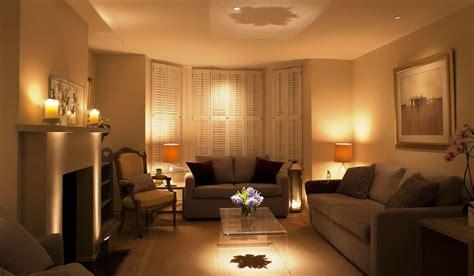 figure warm living room decoration