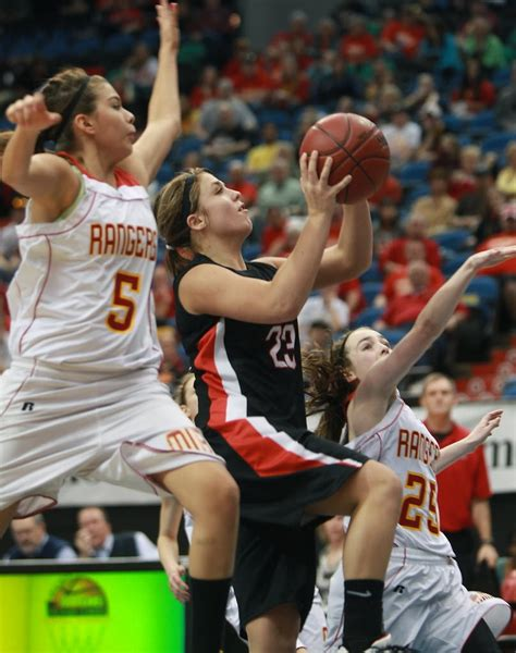 mn girls basketball section brackets towering toward the title