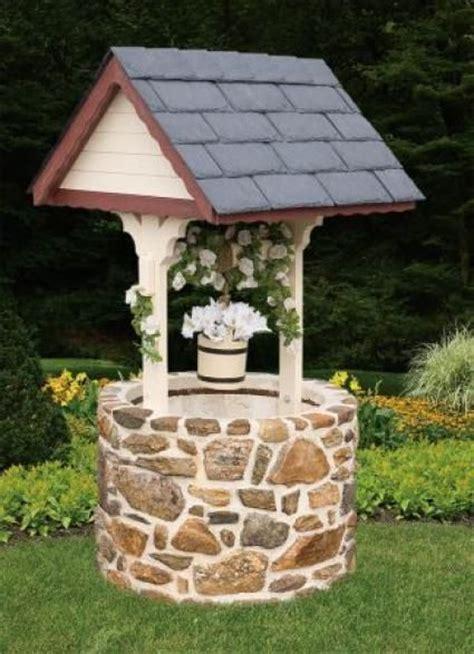 Garden Well by Best 25 Wishing Well Ideas On Wishing Well
