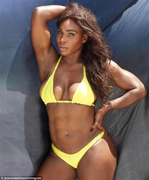the best bodies serena and lebron the best bodies in sports daily