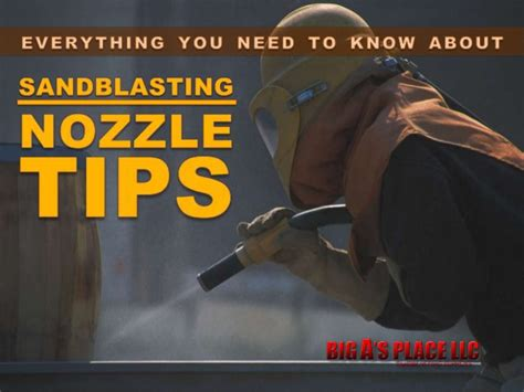 everything you need series 1 image gallery sandblasting tips