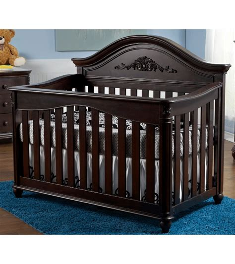 Pali Crib by Pali Gardena Forever Crib In Mocacchino