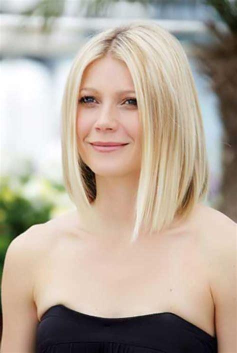 long bob haircuts for fine hair and short neck 15 short hairstyles for fine straight hair short