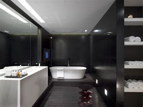 modern hotel bathroom contemporary met hotel in thessaloniki