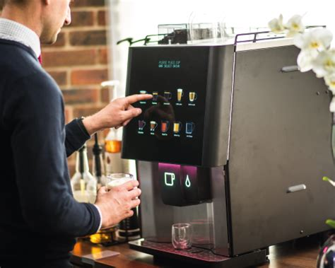 Office Coffee Machines For Business   LTT Vending