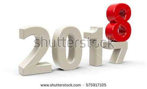 new year 2018 year of the meaning 2018 stock images royalty free images vectors