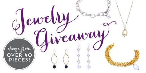 jewelry giveaway - Giveaway Jewelry