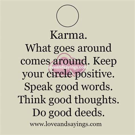 What Goes Around Comes Around by What Goes Around Comes Around Quotes And Sayings Quotesgram