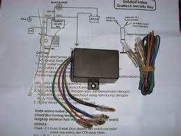 Pengaman Anti Malingbegal Sensor Sentuh 1 Titik Sentuh kunci rahasia sentuh kendaraan