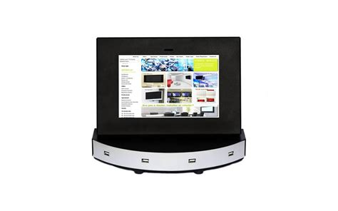 tablet charging station tv brackets and monitor mounts howlo the bracket people