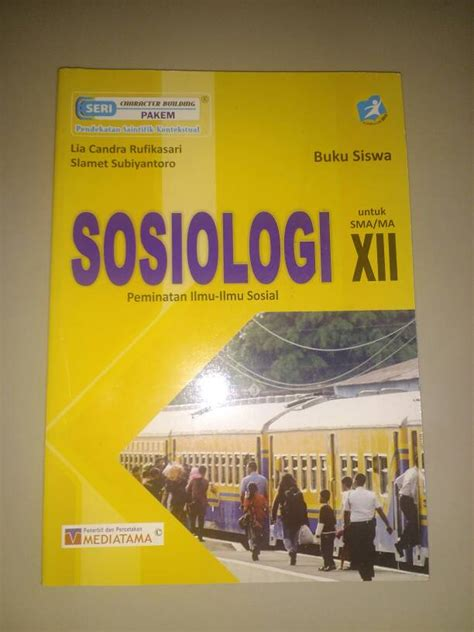 Buku Sosiologi Ekonomi jual buku sosiologi kelas xii kurikulum 2013 buku sekolahku