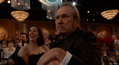 tommy lee jones huffington post tommy lee jones grumpy actor not impressed at will