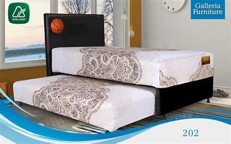 Bed Airland 202 Luxury pusat penjualan tempat tidur springbed airland harga murah
