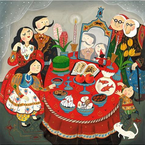 story of new year story of norouz