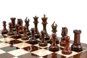 chess set pieces the regency chess company sandalwood luxury chess