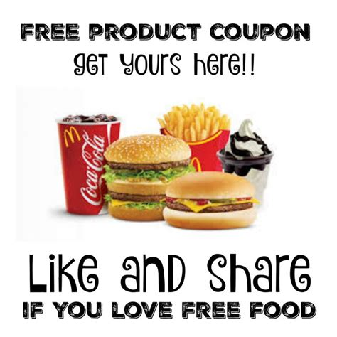 Free Mcdonalds Gift Card 2017 - mcdonald s free food survey to receive free food with purchase