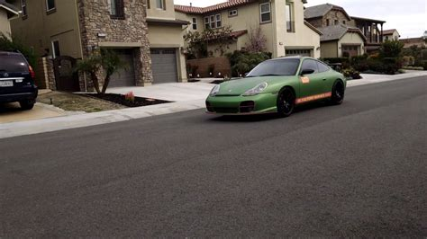 Custom Porsche 996 by Porsche 996 Custom Exhaust