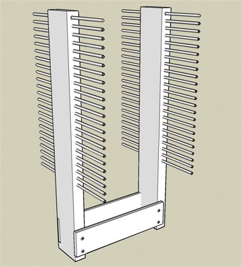 Drying Racks For Cabinet Doors A Cabinet Door Drying Rack Paint Talk Professional Painting Contractors Forum Brief