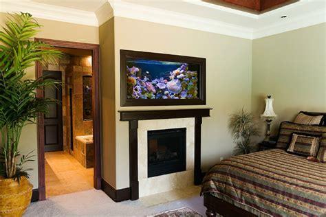 bedroom aquarium 8 extremely interesting places to put an aquarium in your home