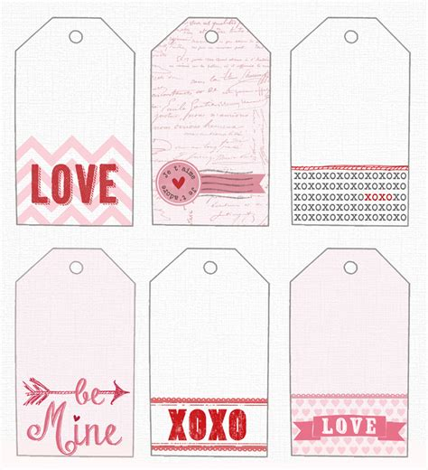 template for tags for gifts free gift tags template s day