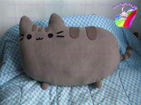 Plush Pillows by Pusheen Pillow Plush By Chocoloverx3 On Deviantart