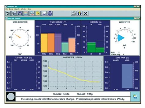 weatherlink software for davis stations spectrum