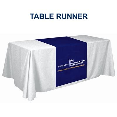 table drape with logo products table drapes wholesale only