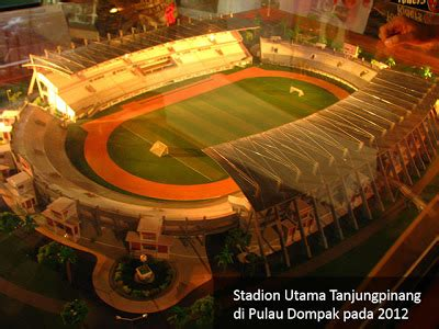 stadion sepakbola indonesia indonesian football stadiums