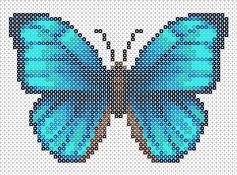 perler butterfly butterfly perler perler