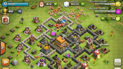 clash of clans layout strategy level 6 clash of clans builder best town hall 6 layouts heavy com