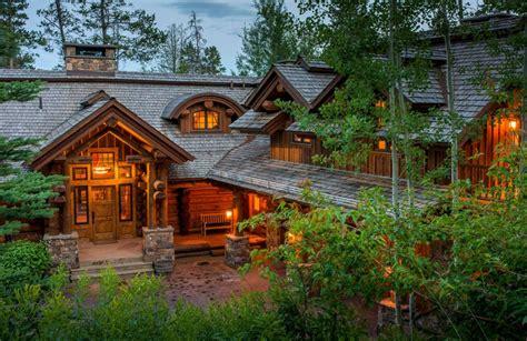 wyoming house dream house wyoming log ski home 21 photos suburban