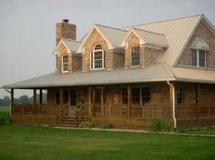 brick home plans with wrap around porch so replica houses 1000 images about house plans on pinterest house plans