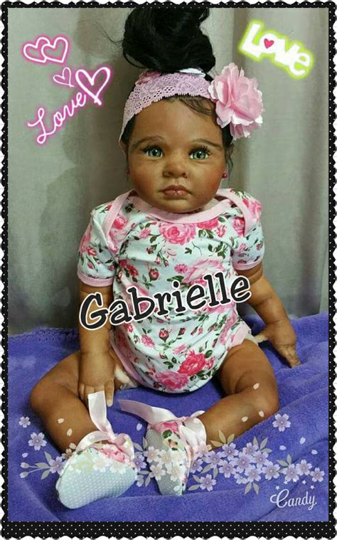 american baby dolls for toddlers aa reborn baby american biracial made to order