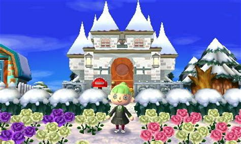 House Exterior Design Acnl M 228 Rz 2013 Animal Crossing New Leaf