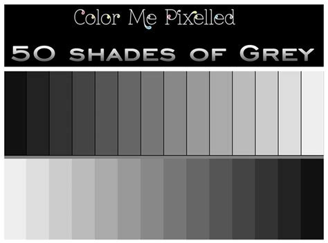 shades of grey color 51 best color me gray images on pinterest 50 grey of