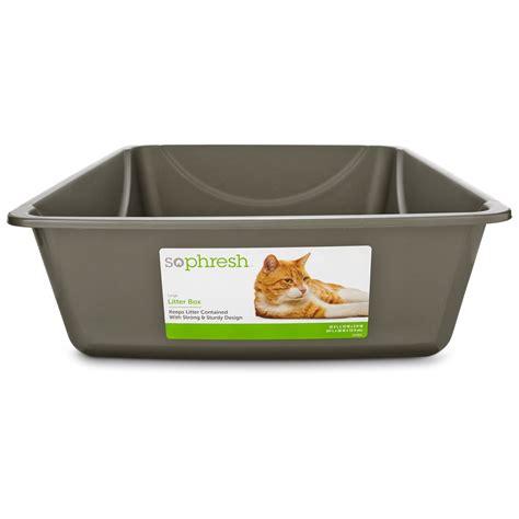 petco litter box ottoman so phresh open litter box petco store