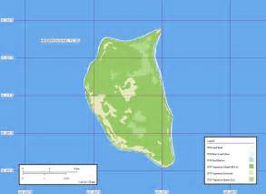 islands map henderson island pitcairn islands