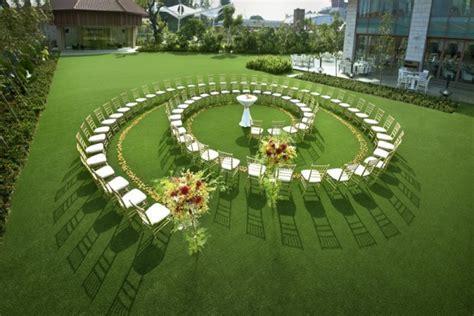 Five Star Outdoor Courtyard Wedding Venues   SingaporeBrides