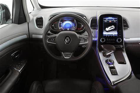 Nuevo Renault Espace Interior Images